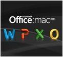 image of Microsoft Office for Mac 2011 icon