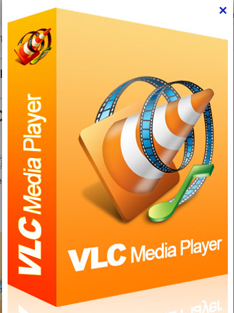 VLC Media Player logo.