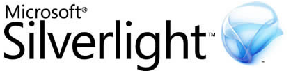 the Silverlight logo