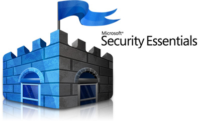 the Microsoft Security Essentials logo
