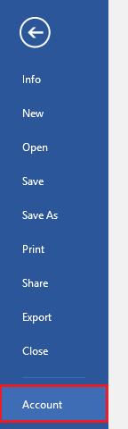 Microsoft Office 2016: Verify Activation & Determine