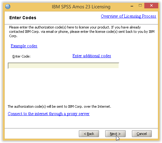SPSS Amos 23: Reauthorizing the License - GROK Knowledge Base