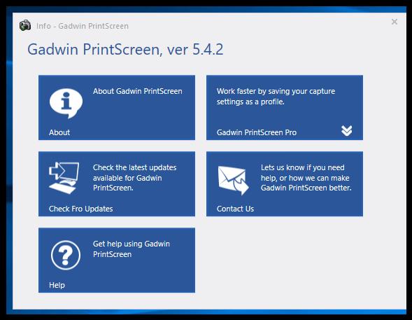 Gadwin PrintScreen: Introduction - GROK Knowledge Base