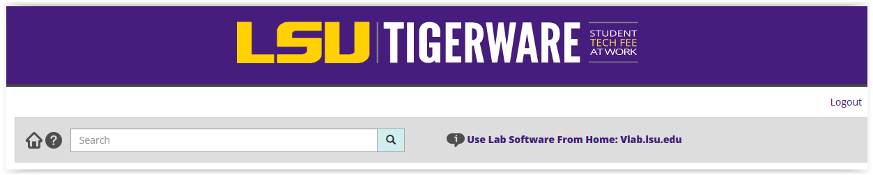 tigerware homepage