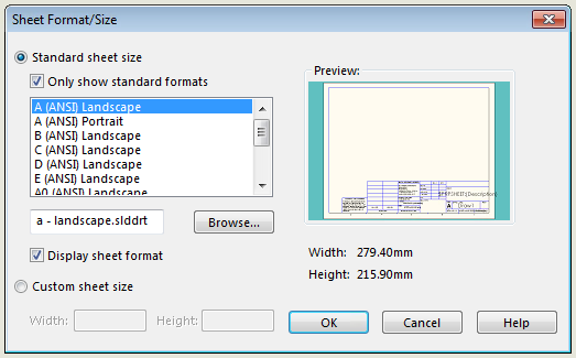 SolidWorks: Make Drawing from Part/Assembly - GROK Knowledge