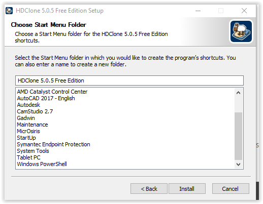 HD Clone: Installation Instructions (Windows) - GROK Knowledge Base