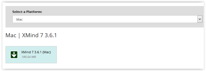 xmind 7 download mac