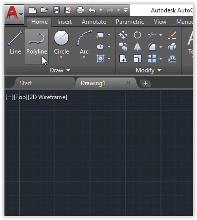 how to use chamfer in autocad 2017