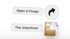 The Unarchiver: Installation Instructions (Mac) - GROK