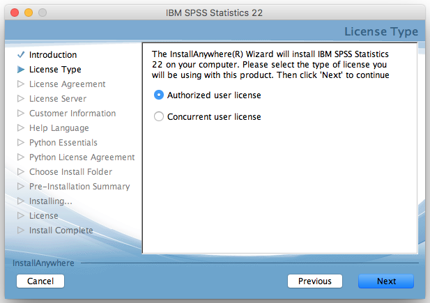 Spss 22 Installation Instructions Mac Grok Knowledge Base