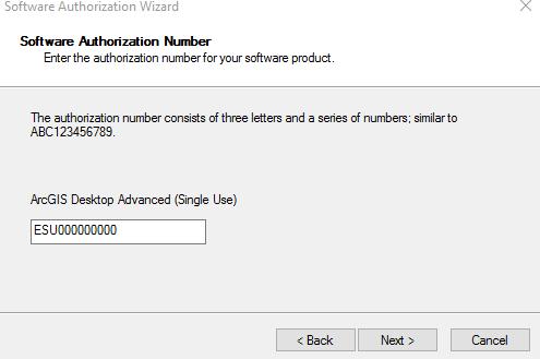 ArcGIS Desktop 10: License Activation Instructions (Faculty & Staff